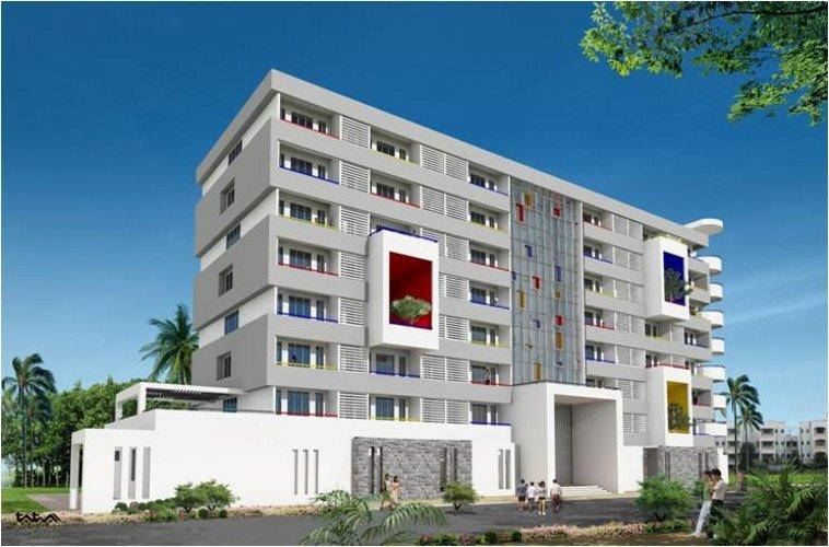 Proposed Ladies Hostel Vidyanagari Campus